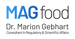 MAG food – Dr. Marion Gebhart Consultant in Regulatory & Scientific Affairs